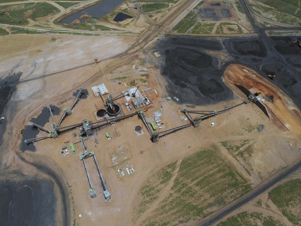 Khanye 400tph Coal Plant